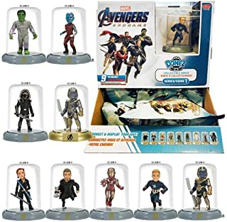 Figurine Collectible Minis - Compatible avec Funko, Avengers Endgame - Figurine de collection - Infinity War - Jouet - Tho...