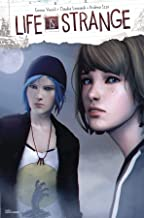 LIFE IS STRANGE #3 COVER B GAME ART