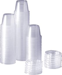 Top Rated in Disposable Souffle Cups