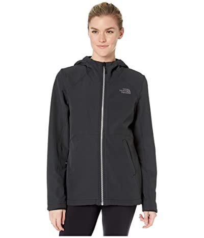 The North Face Shelbe Raschel Hoodie (TNF Black Matte Shine) Women