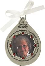 Cathedral Art CO753 in Loving Memory Picture Frame Ornament, 2-3/4-Inch