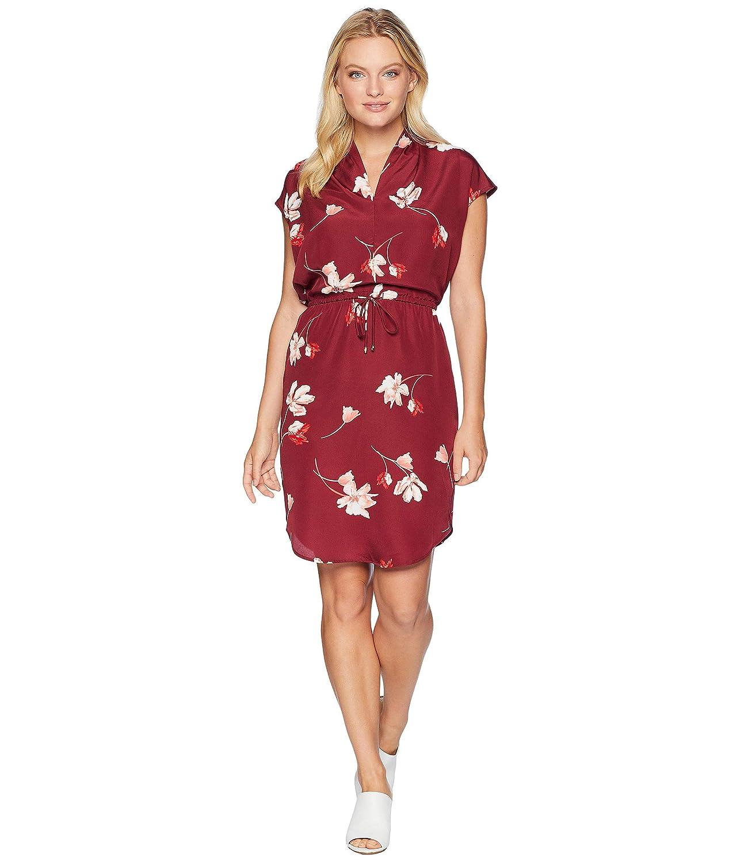 [ラルフローレン] レディース ワンピース Petite Floral Drawstring Dress [並行輸入品]