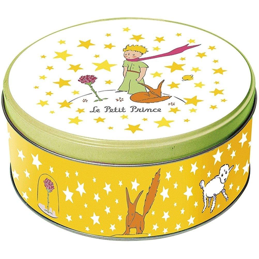 Caja metálica, diseño de El Principito: Amazon.es: Hogar