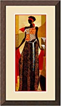 Framed African Women 70x40 cm
