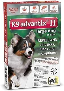 K9 Advantix Flea Control for Dogs