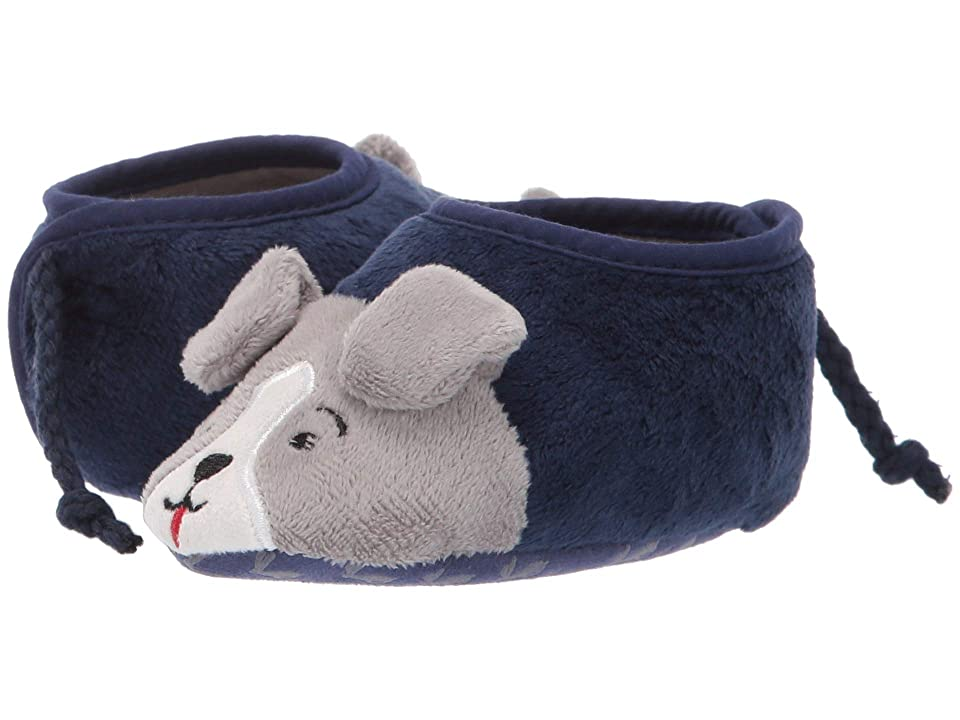 Joules Kids Character Slippers (Infant) (Dog) Boys Shoes