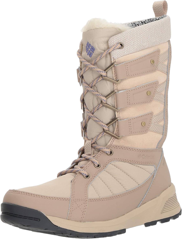 Columbia Womens MeadowsTM Omni-heatTM 3D Mid Calf Boot