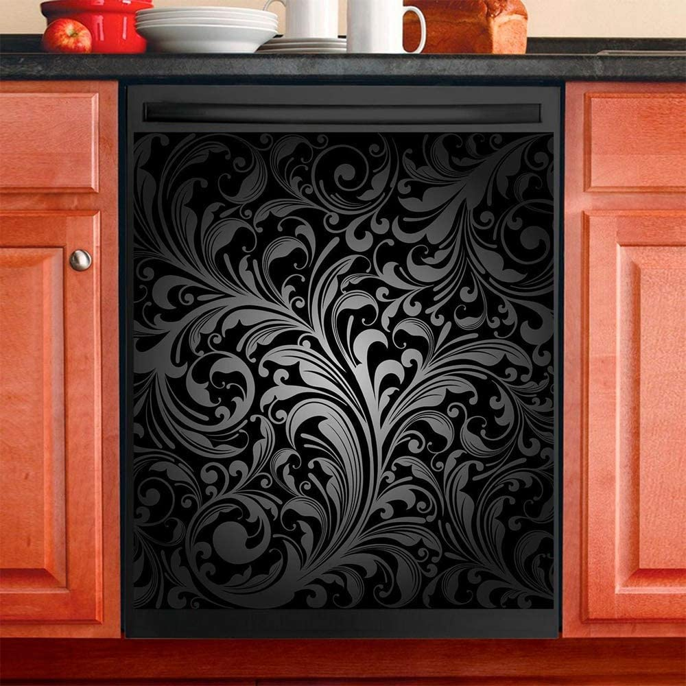 Magnetic Dishwasher Sticker Ranking TOP12 3D Magnet Decor Limited time cheap sale Kitchen