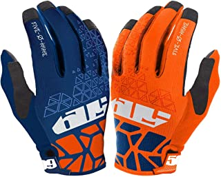 509 Low 5 Gloves (Orange/Navy Hextant - X-Large)