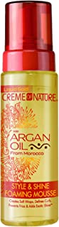 Creme Of Nature, Mousse y espuma - 207 ml.