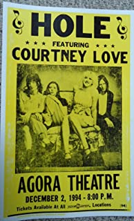 Best courtney love hole poster Reviews