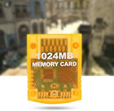 $29 » Davitu Electronics Video Games Replacement Parts & Accessories - Memory Card For Nintend Wii Game Console 1024MB High Read...