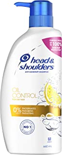 Head Shoulders Oil Control Anti Dandruff Shampoo With Citrus Extract For Oily Scalp 660ml (Pack of 1)