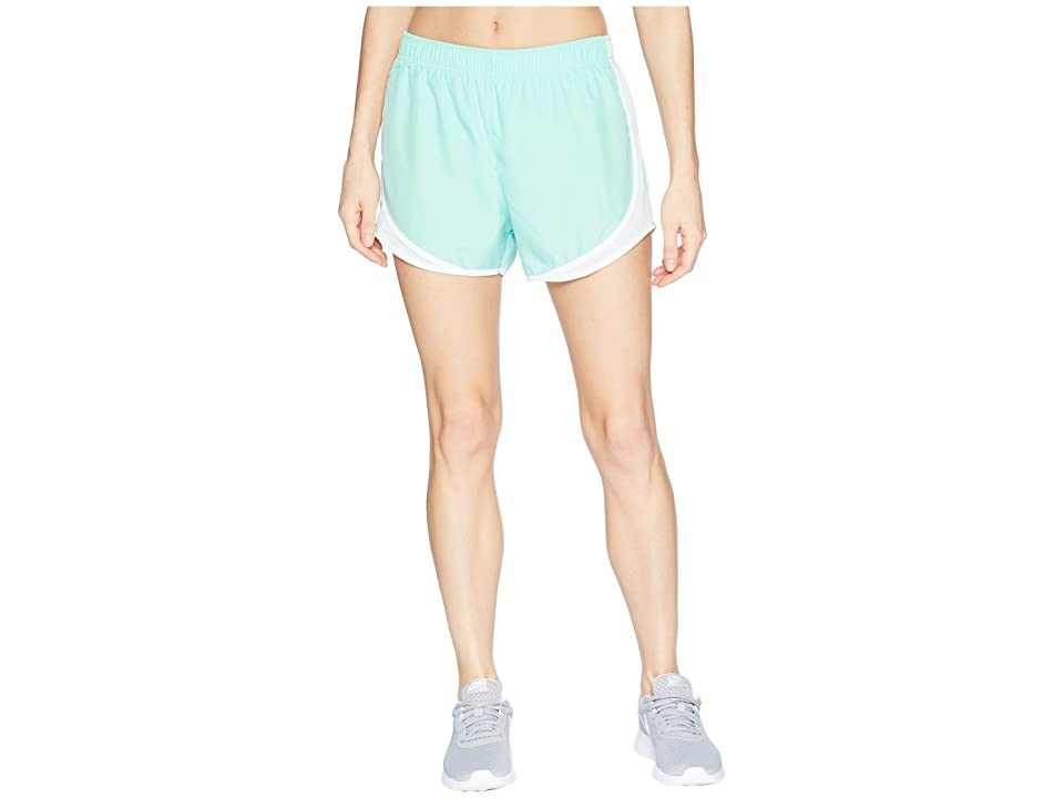Nike Dry Tempo Short (Emerald Rise/Igloo/White/Wolf Grey) Women