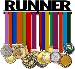 Believe&Train Runner - Running Medal Hanger