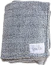 All the Feels Premium Sherpa Blanket, Twin, 66x88, Phantom Grey Lightweight Blanket, Super Soft Cozy Blanket