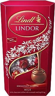 Lindt Lindor Milk Chocolate 48 Truffles, 600 g