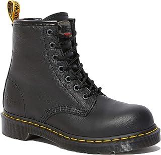Women's Maple Zip Steel Toe Light Industry Boots