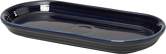 product image for Fiesta 12-Inch by 5-3/4-Inch Bread Tray, Cobalt