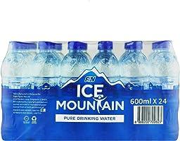 Ice Mountain Pure Drinking Water, 24 x 600ml