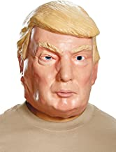 Disguise Men's Donald Trump Deluxe Mask