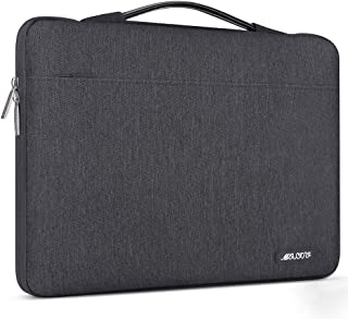 MOSISO Laptop Sleeve Compatible with 14-15.6 inch MacBook Dell Lenovo HP Asus Acer Samsung Sony,Polyester 360 Protective C...