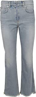 GIVENCHY Luxury Fashion Womens BW50E450AM452 Light Blue Jeans | Fall Winter 19