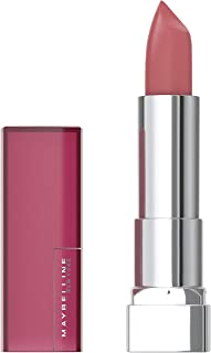 Maybelline New York Color Sensational Pink Lipstick Matte Lipstick, Almond Rose , 0.15 Ounce, 1 Count