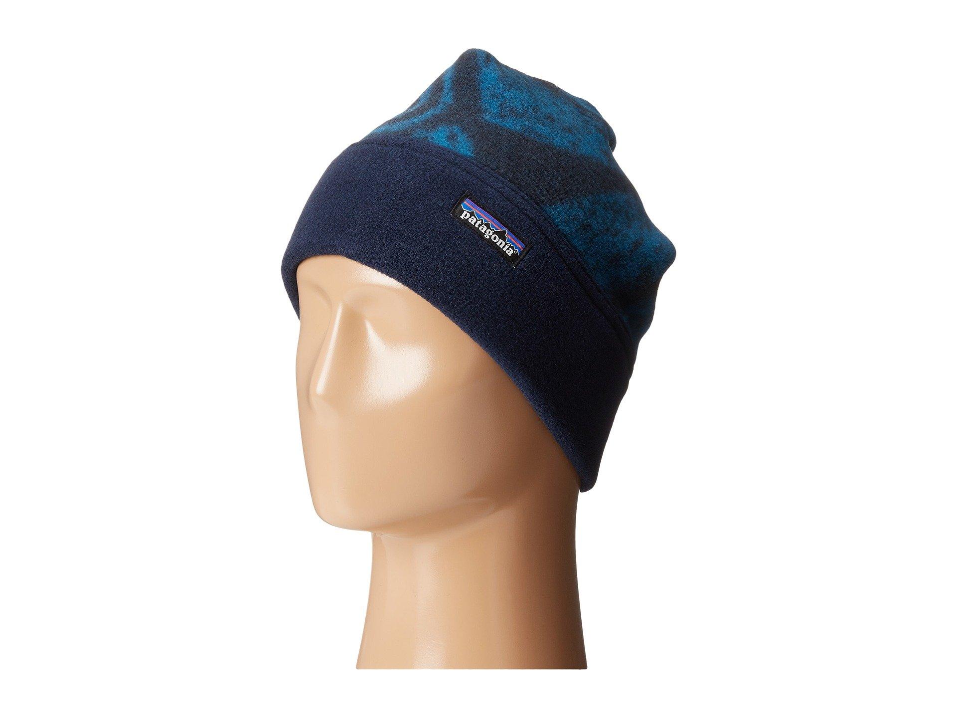Patagonia Synch Alpine Hat In Shale Navy Blue  b9b1e5b9968