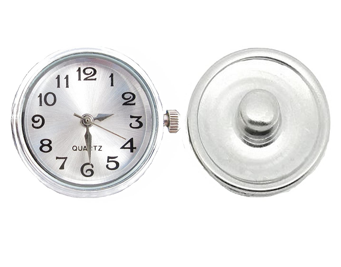 A-Ha Chunk Snap Charm Watch (J11)
