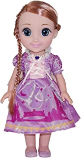 Magic Princess Talking Interactive Play Doll with Carrying CASE and Accessories   Rose Gold Hair New