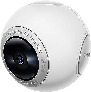 Innjoo Inncam 360 Vr Camera For Smart Phones, White, Inncam-360