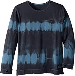 Dye Dye Dye Long Sleeve Tee (Toddler/Little Kids/Big Kids)