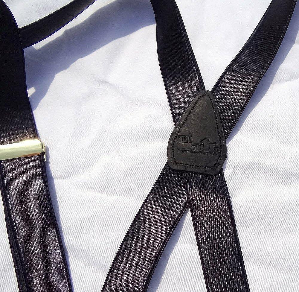 Hold-Ups XL Tuxedo Black Satin Finish 1