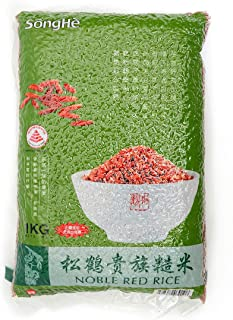 SongHe Noble Red Rice, 1kg