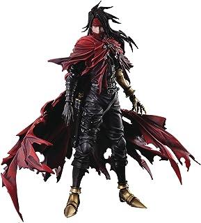 Square Enix Dirge of Cerberus: Final Fantasy VII Vincent Valentine Play Arts Kai Figura