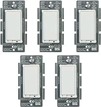 Jasco 45609 Z-Wave Wireless Lighting Control On/Off Switch (5-Pack)