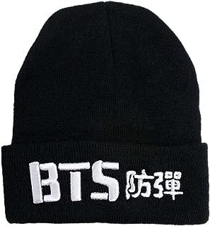 BTS Bangtan Boys Beanie Concert Woolen Hat Suga Jimin V Jin J-Hope Knit Cap