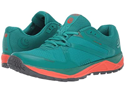 Topo Athletic MT-3 (Emerald/Orange) Women