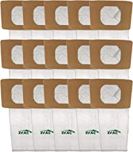 ZVac Replacement Hoover Vacuum Cleaner Bags Compatible with Hoover Part # Ah10005 and 985059002 Fits Model Uh30010Com - 15 Pack in A Bag