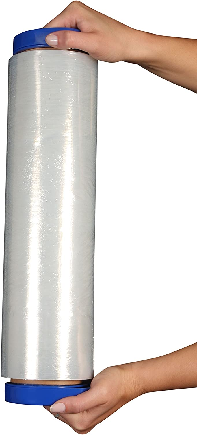 Kleer-Guard Stretch Wrap with New sales Tension x1000 Handles. 15