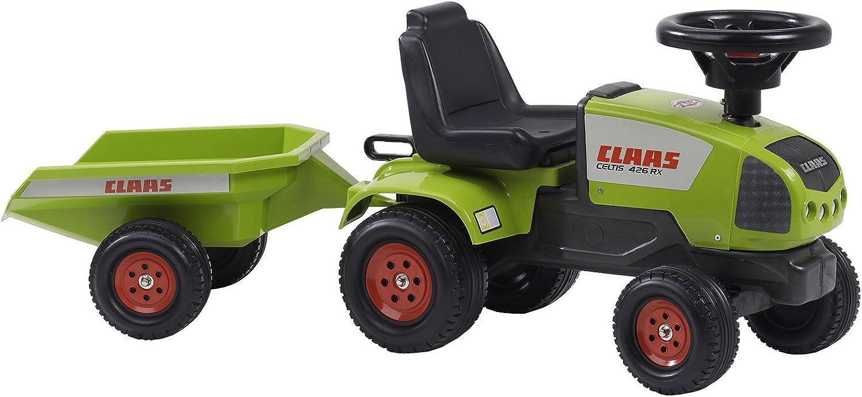 alta calidad Falquet & CIE 957B Rutscher Claas Celtis 426RX 426RX 426RX - Tractor correpasillos con Remolque  buen precio