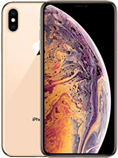Apple iPhone XS Max Dual SIM with FaceTime 512GB 4G LTE - Gold