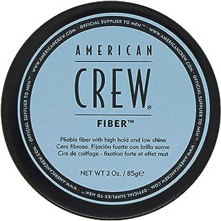 كريم فايبر لتصفيف الشعر وترطيبه للرجال من امريكان كرو، 3 اونصة