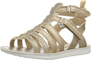 OshKosh B'Gosh Kids Ellie Girl's Metallic Gladiator Sandal