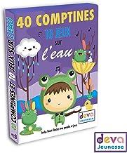 Comptines et Jeux pour enfants ( Thématique de l'eau - 2CD + Livre 40 Pages)