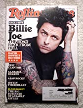 Billie Joe Armstrong - Green Day - The Road Back from Hell - Rolling Stone Magazine - #1178 - March 14, 2013