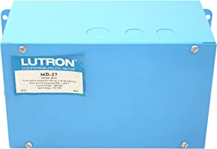 Lutron Md-27, Motor Drive Module, 0.45A, 60Hz, Abs Enclosure