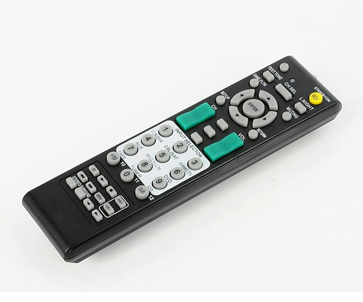Rlsales Universal Remote Control Fit for Onkyo RC-650M TX-SR504 TX-SR504E HT-S780 HT-SP904 HT-SP908 AV Receiver