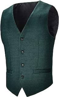 Best dark green vest Reviews